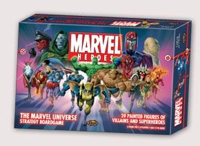 Marvel Heroes Mod (2/6)