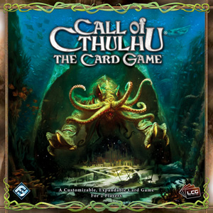 Review: Call of Cthulhu - The Card Game (LCG) Core Set (1/6)