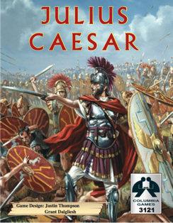 Review: Julius Caesar - Caesar, Pompey, and the Roman Civil War 49-45 BC (1/6)
