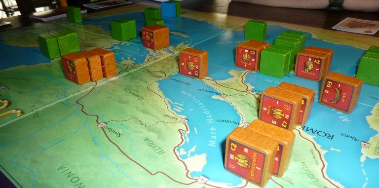 Review: Julius Caesar - Caesar, Pompey, and the Roman Civil War 49-45 BC (5/6)