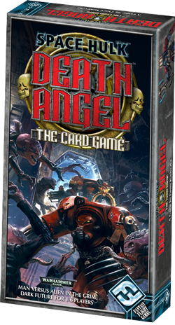 Review: Space Hulk – Death Angel, The CardGame (1/6)