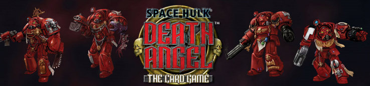Review: Space Hulk – Death Angel, The CardGame (4/6)