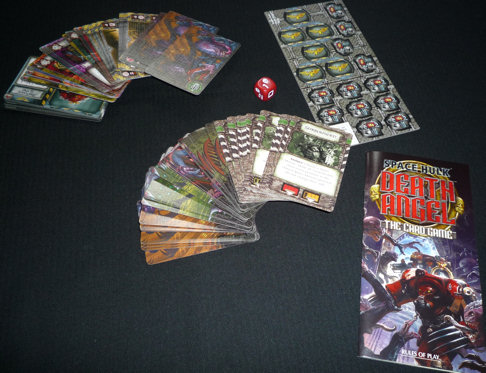 Review: Space Hulk – Death Angel, The CardGame (6/6)