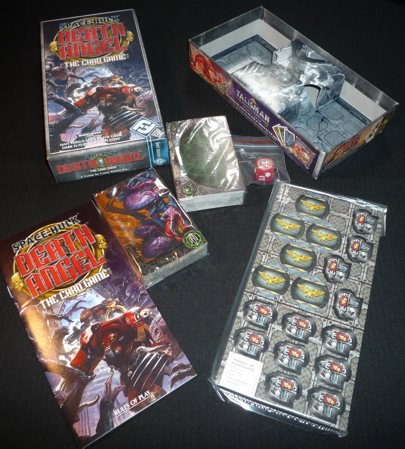 Review: Space Hulk – Death Angel, The CardGame (5/6)