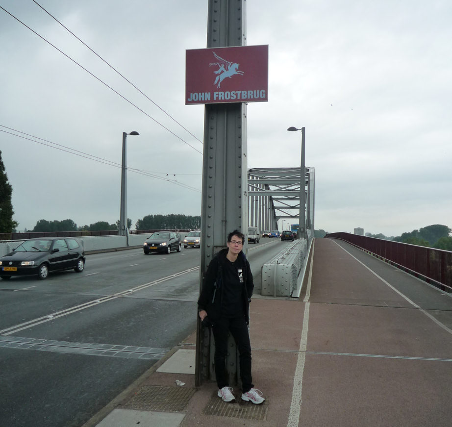 Visiting battlefields: The Bridge of Arnhem - Operation Market Garden (5/6)