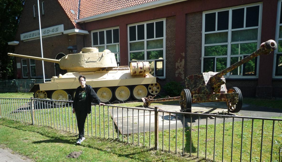 Visiting battlefields: The Bridge of Arnhem – Operation ...