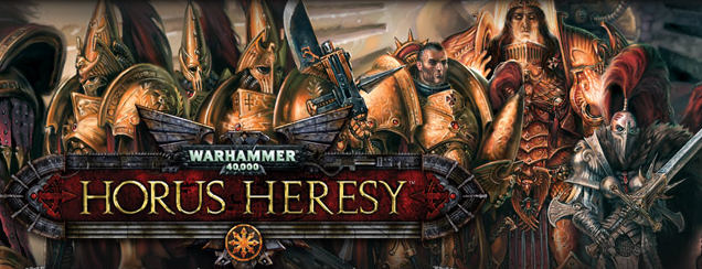 Review: Horus Heresy (FFG) (5/6)