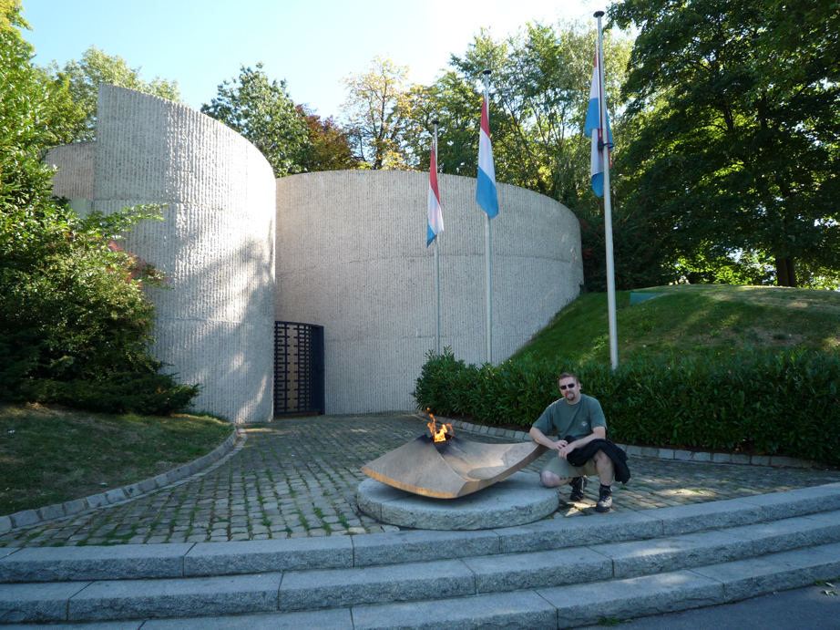 HFC on Tour: Luxembourg City and General Patton's grave (4/6)