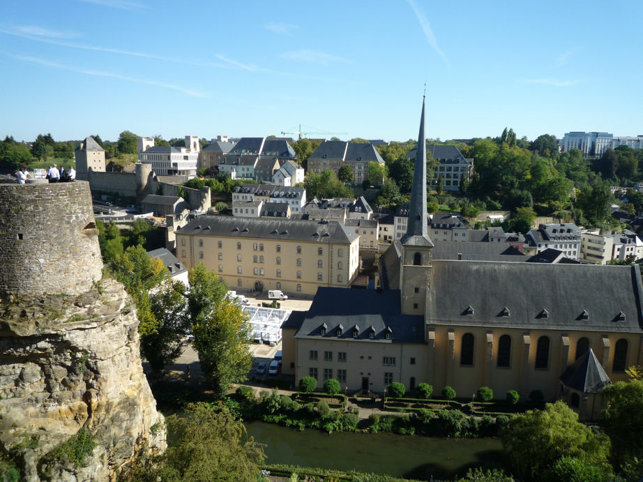 HFC on Tour: Luxembourg City and General Patton's grave (2/6)