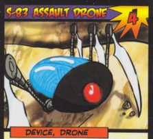 One of Omnitron's specialties: spawning drones... lots of them...