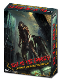 Review: Rise of the Zombies - The Zombie Apocalypse Survival Game (DVG) (1/6)