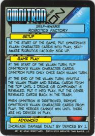 The Villains have their own agenda...