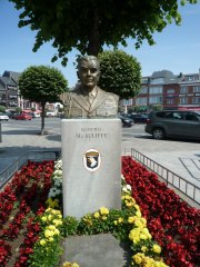 "Bastogne: General ""Nuts!"" McAuliffe"