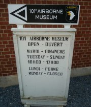The 101st Airborne Museum in Bastogne