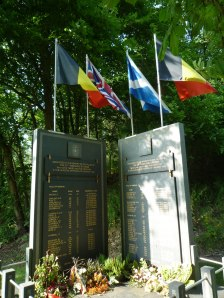 Memorial of the Scottish Highland Division