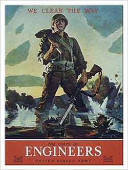 232_Engineer_WWII_poster